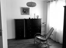 Agrandissement d'une chambre